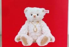 e-MOOK Steiff Life with Teddy bear!