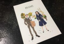 BEAMS 2015 FW CATALOG